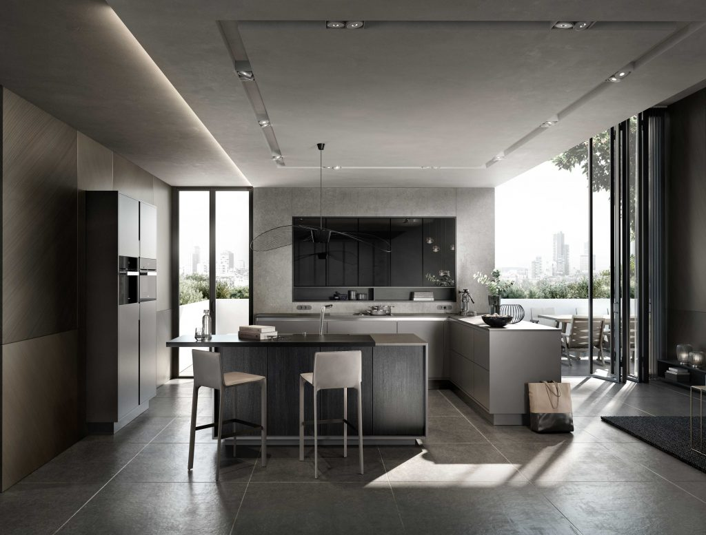 04_SieMatic PURE Collection_sterling grey_main