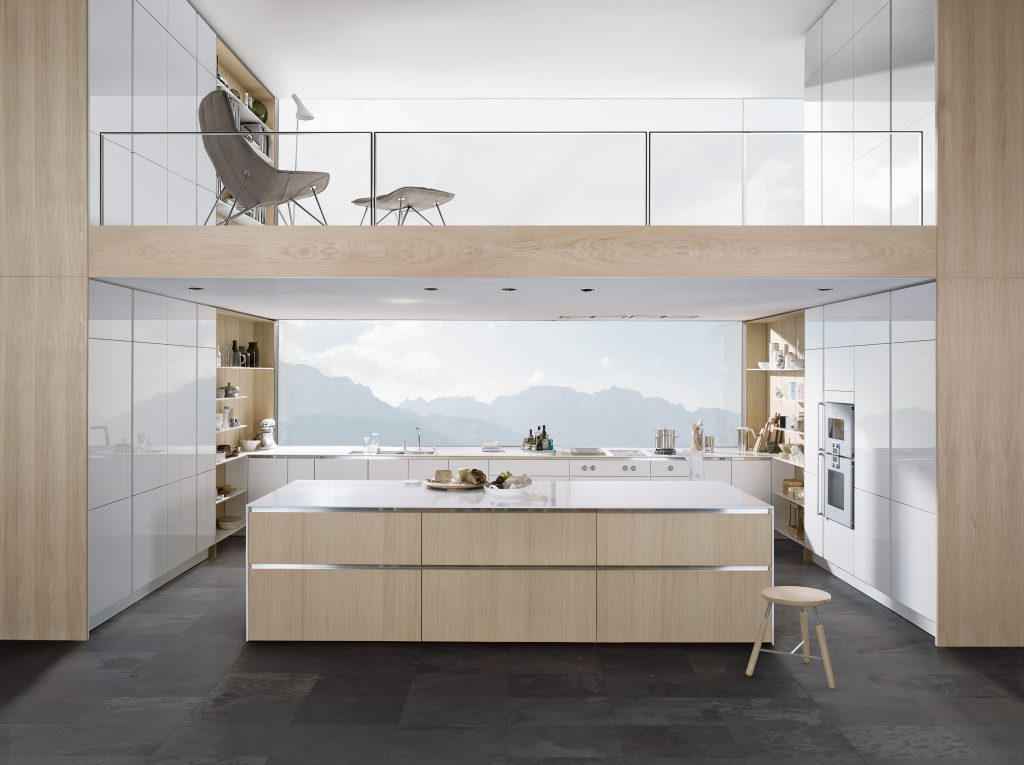 SieMatic - PURE S2 and FloatingSpaces (P7) MED